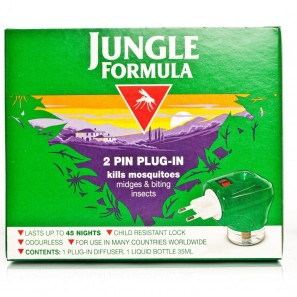 Jungle Formula Plug-In Mosquito Killer
