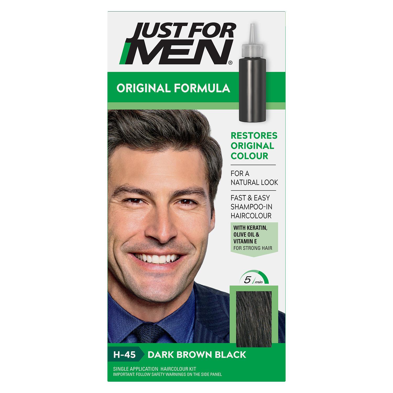 Just For Men Colour Natural Dark Brown-Black