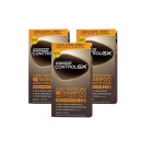 Just For Men Control GX Grey Reducing Shampoo and Conditioner Triple Pack