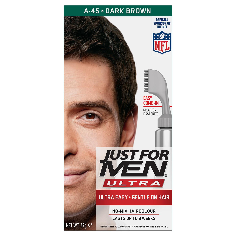 Just for Men Ultra Hair Colour - A-45 Dark Brown
