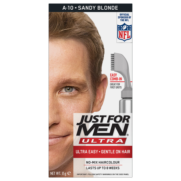 Just for Men Ultra Hair Colour Sandy Blonde- A-10
