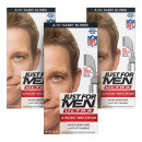 Just for Men Ultra Hair Colour Sandy Blonde 10 - Triple Pack
