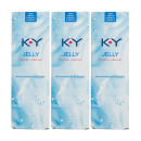 K-Y Jelly Personal Lubricant - Triple Pack
