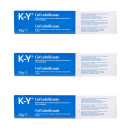 K-Y Jelly Sterile Personal Lubricant 82g - Triple Pack
