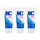 K: Personal Lubricant Jelly x3