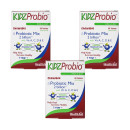 Health Aid KidzProbio Probiotic Mix Chewable Tablets - Triple Pack