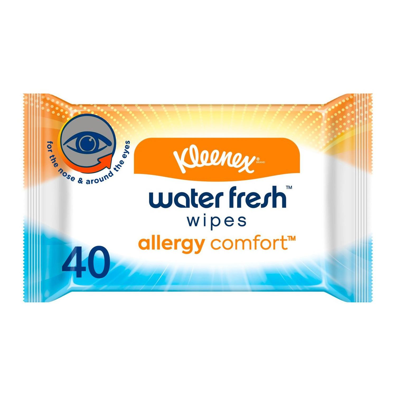 Kleenex Allergy Comfort Wipes