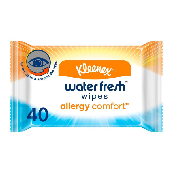 Kleenex Allergy Comfort Wipes