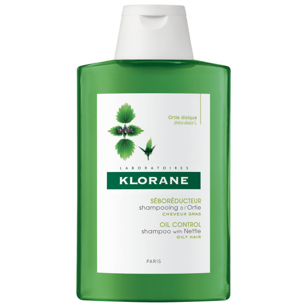 Klorane Nettle Shampoo for Oily Hair 200ml