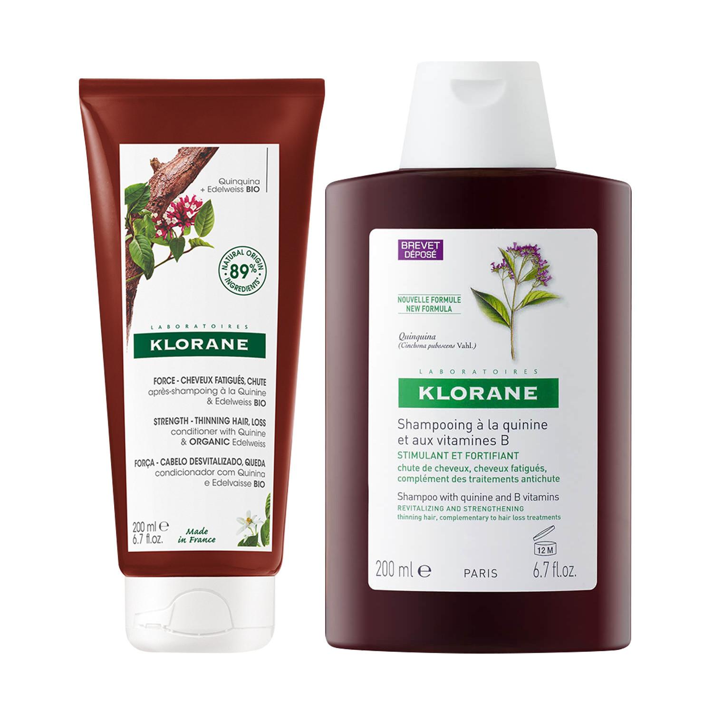 Klorane Quinine Haircare Duo