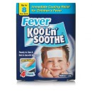 Kool n Soothe Fever Sheets Kids