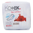 Kotex Ultra Thin Super with Wings