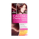Loreal Casting Creme Gloss 415 Iced Chocolate Brown Semi Permanent