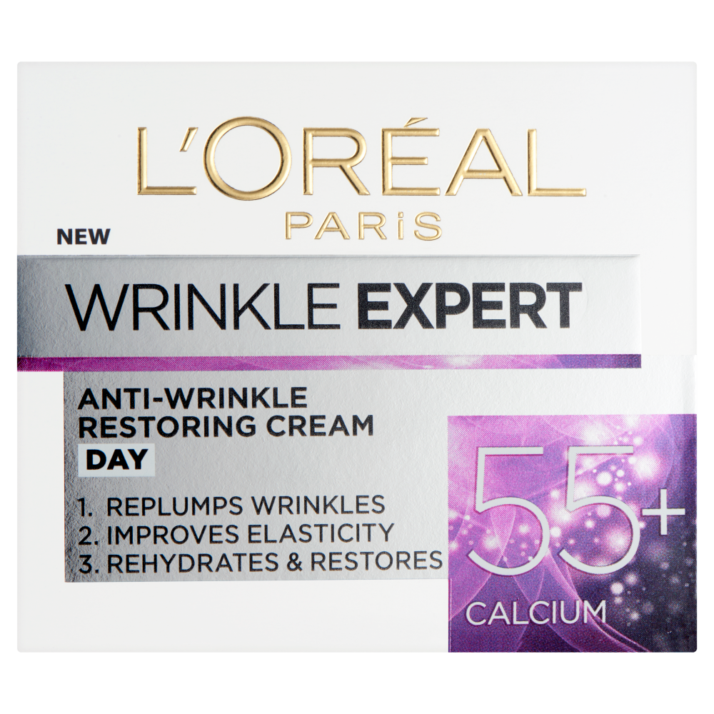 L'Oreal Paris Wrinkle Expert 55+ Calcium Day Cream