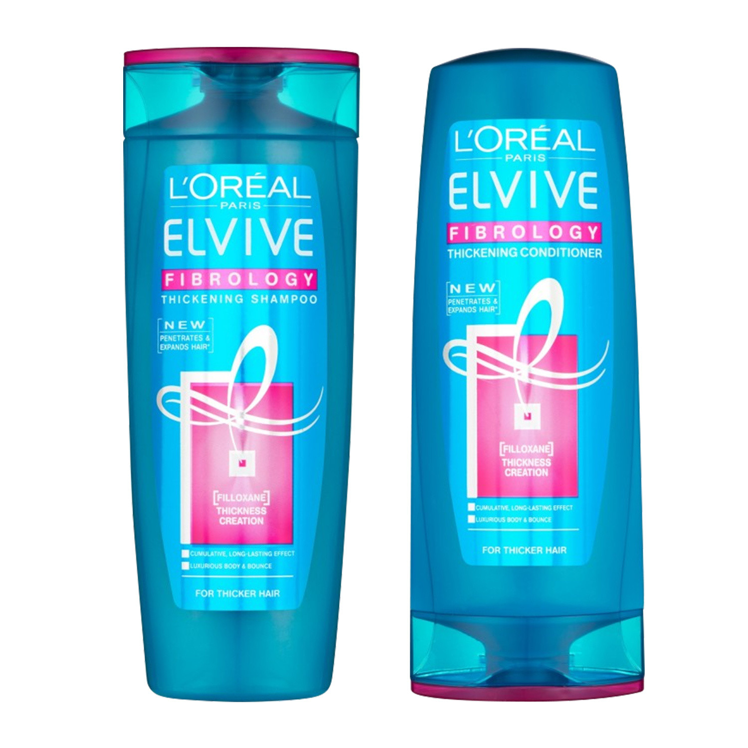L'Oreal Elvive Fibrology Haircare Duo