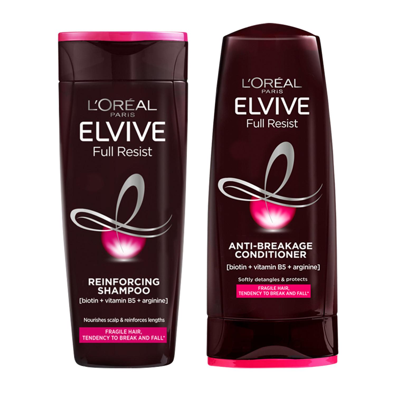 L'Oreal Elvive Fragile Hair Haircare Duo