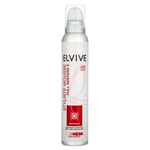 LOreal Paris Elvive Styliste Mousse Full Restore 5