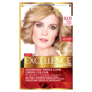 LOreal Paris Excellence Legends 8.01 Beige Blonde Dye