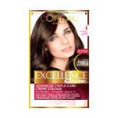 LOreal Excellence Creme 4 Natural Dark Brown Permanent Hair Dye