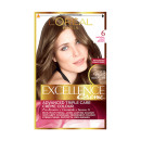 LOreal Excellence Creme 6 Natural Light Brown Permanent Hair Dye