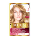 LOreal Excellence Creme 8 Natural Blonde Permanent Hair Dye