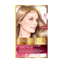 LOreal Excellence Creme 8.1 Ash Blonde Permanent Hair Dye