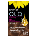 Garnier Olia 5.35  Rich Chocolate Hair Dye