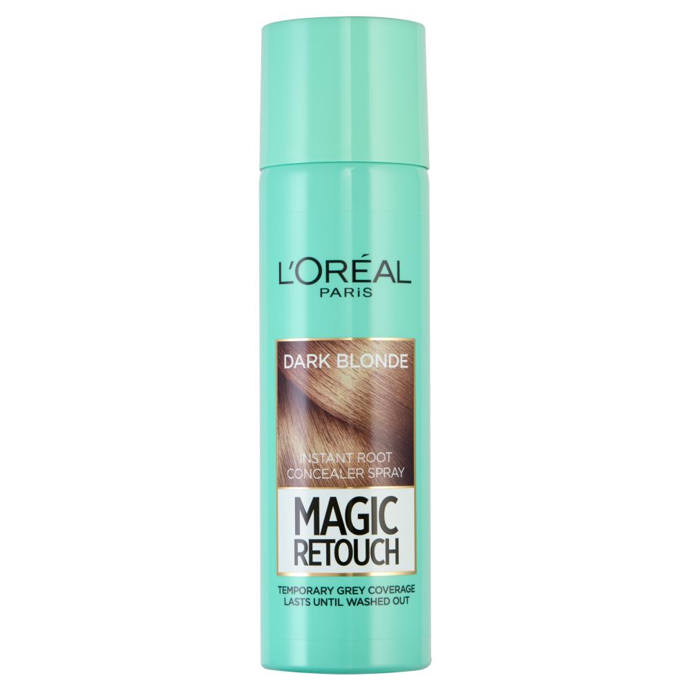 L'Oreal Paris Magic Retouch Instant Root Concealer Spray Dark Blonde
