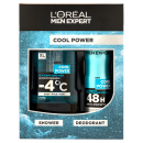 LOreal Paris Men Expert Cool Power 2 Piece Gift Set