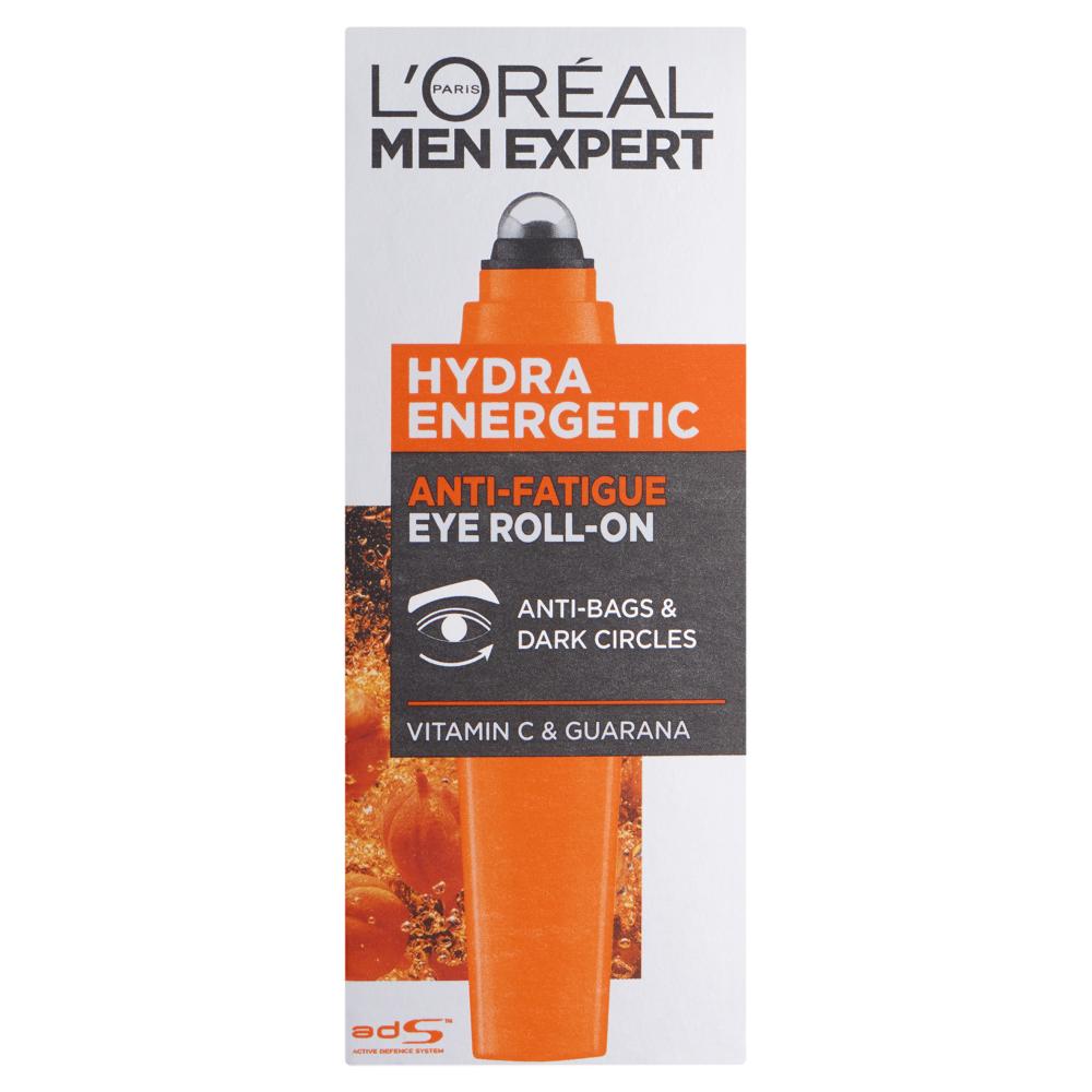 L'Oreal Paris Men Expert Hydra Energetic Eye Roll-On