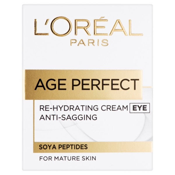 LOreal Paris Age Perfect Re-Hydrating Eye Cream