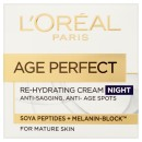 LOreal Paris Age Perfect Rehydrating Night Cream