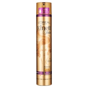 LOreal Paris Elnett Precious Oil Hairspray