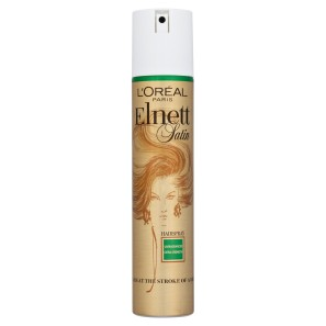 LOreal Paris Elnett Unfragranced Extra Strength Hairspray