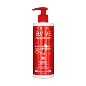 LOreal Paris Elvive Colour Protect Low Shampoo