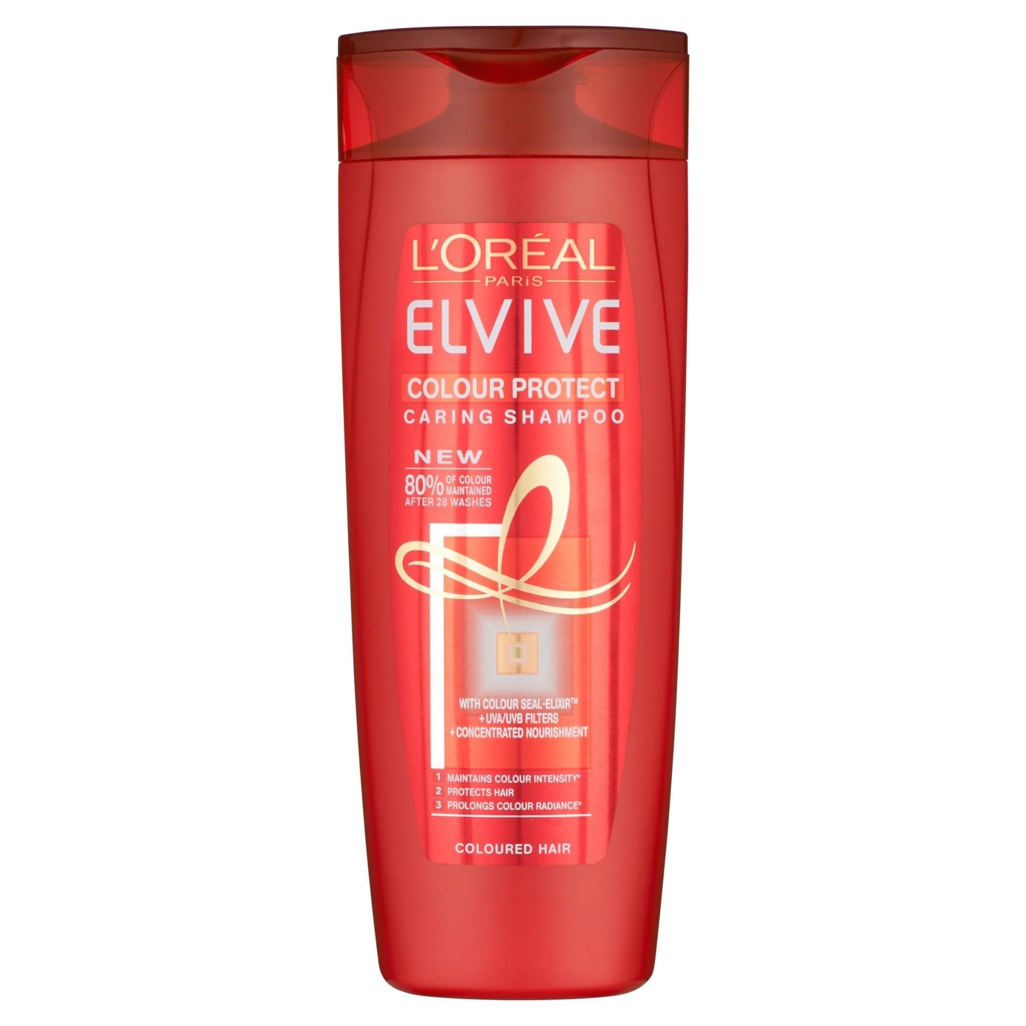 L'Oreal Paris Elvive Colour Protect Caring Shampoo