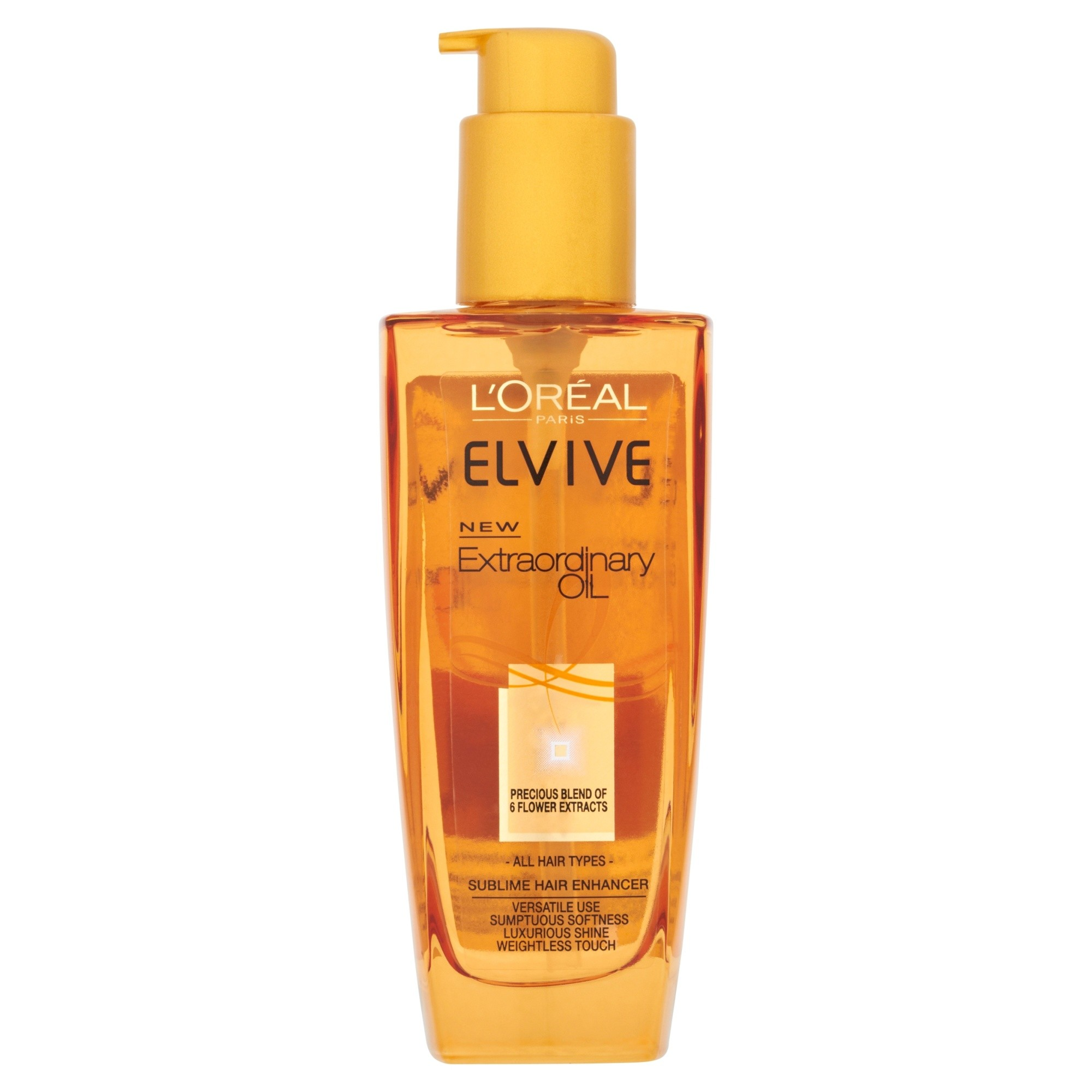 LOreal Paris Elvive Extraordinary Hair Oil 100ml