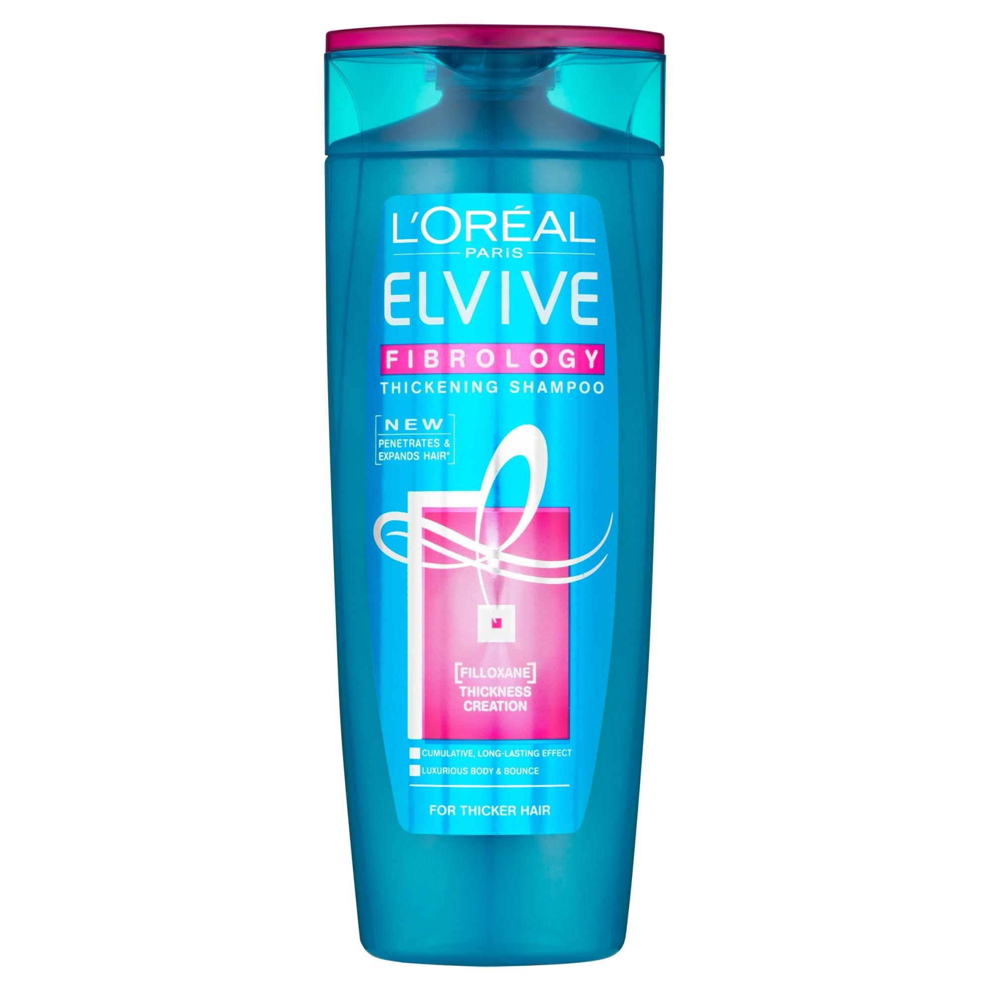 L'Oreal Paris Elvive Fibrology Thickening Shampoo