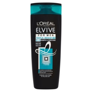 LOréal Elvive Men Triple Resist 2in1 400ml