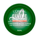 LOreal Paris Elvive Phytoclear Anti-Dandruff 1 Minute Exfoliating Scrub 150ml