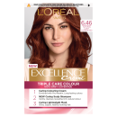 LOreal Paris Excellence Creme 6.46 Natural Light Copper Red Hair Dye