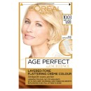 LOreal Paris Excellence Age Perfect Hair Colour 10.03 Very Light Golden Blonde