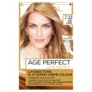 LOreal Paris Excellence Age Perfect Hair Colour 7.32 Dark Pearl Blonde