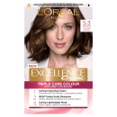 LOreal Paris Excellence Creme 5.3 Natural Golden Brown Hair Dye