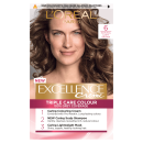 LOreal Paris Excellence Creme 6 Natural Light Brown Hair Dye