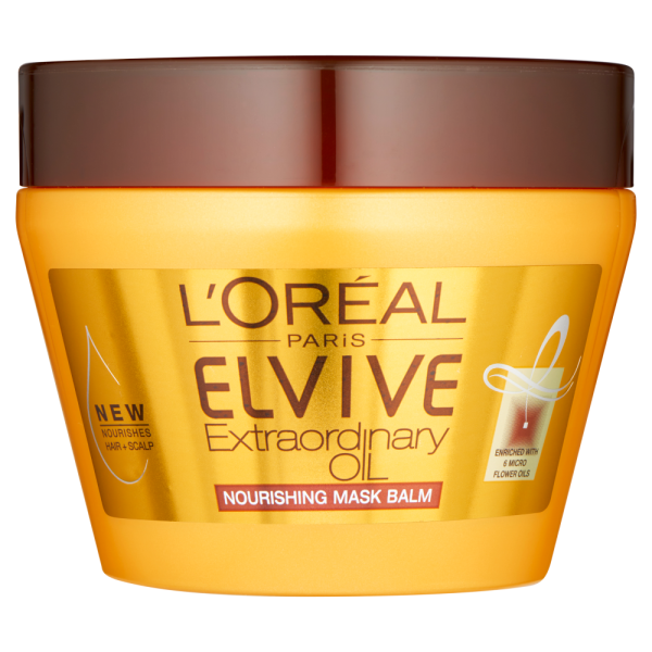 LOreal Paris Elvive Extraordinary Oil Mask Balm