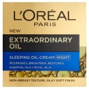 LOreal Paris Extraordinary Oil Sleeping Oil-Cream Night