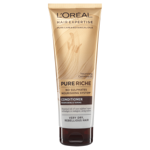 LOreal Paris Hair Expertise Pure Riche Nourish & Taming Conditioner