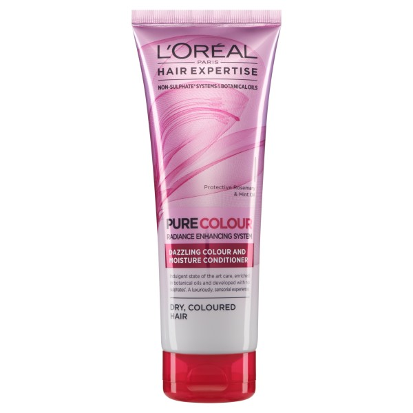 LOreal Paris Hair Expertise Pure Colour and Moisture Conditioner