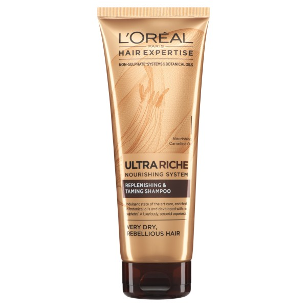 LOreal Paris Hair Expertise Ultra Riche Replenishing & Taming Shampoo